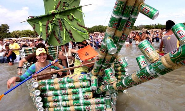 beer can regatta