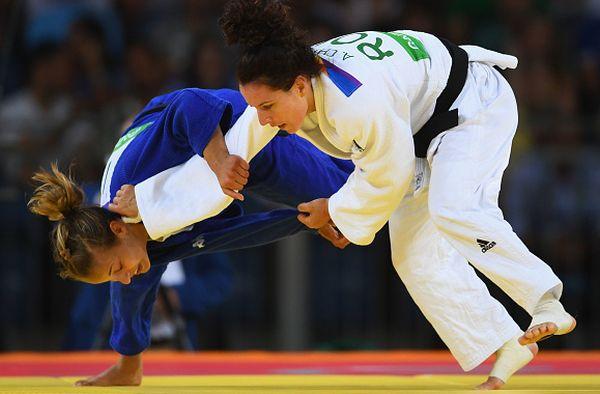 chitu andreea judo