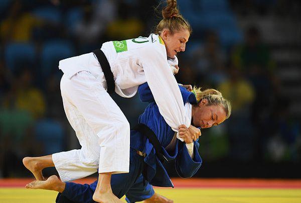 judo monica ungureanu