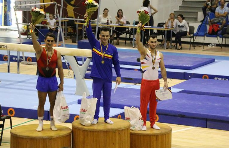 vlad cotuna gimnastica campion national