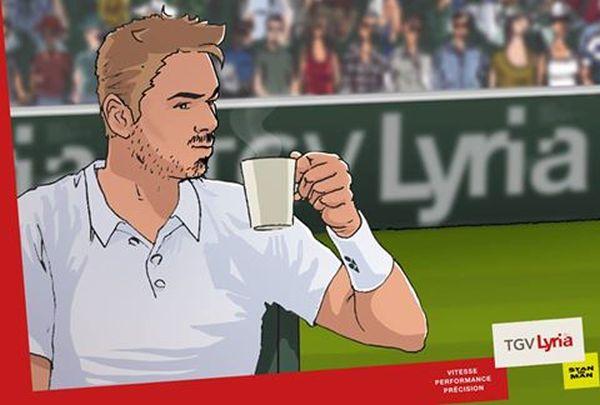 Stan wawrinka ceai londra